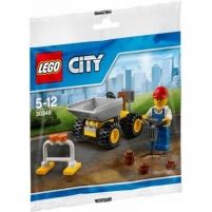 Konstruktorius 30348 Lego city savivartis