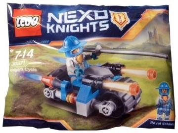 Konstruktorius 30371 Lego Nexo knights Knight`s motociklas