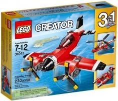 Konstruktorius 31047 Lego Creator Propeller Plane