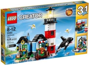 Konstruktorius 31051 Lego Creator švyturys