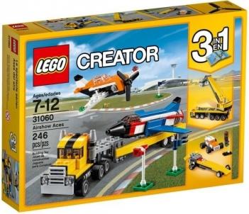 Konstruktorius 31060 LEGO® Creator Skraidymo grupė NEW 2017!