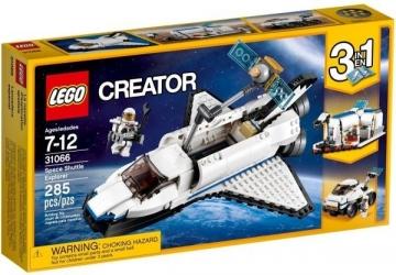 Konstruktorius 31066 LEGO® Creator Kosmoso tyrimai