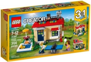 Konstruktorius 31067 LEGO® Creator Vakarėlis prie baseino
