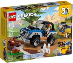 Konstruktorius 31075 LEGO® Creator, nuo 7 iki 12 m NEW 2018! Lego bricks and other construction toys