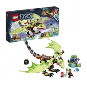 Konstruktorius 41183 LEGO® Elves Дракон короля гоблинов, c 8 до 12 лет NEW 2017! Lego bricks and other construction toys