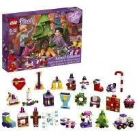 Konstruktorius 41353 LEGO® Friends Новогодний календарь, c 6 до 12 лет NEW 2018!