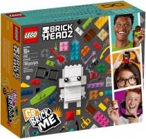 Konstruktorius 41597 LEGO® BrickHeadz Go Brick Me LEGO ir kiti konstruktoriai vaikams
