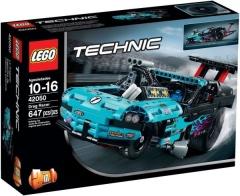 Konstruktorius 42050 Lego Technic Drag Racer