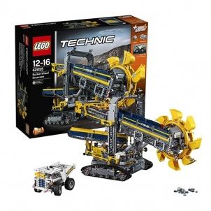 42055 LEGO Technic ratinis ekskavatorius, 12-16 m. Lego bricks and other construction toys