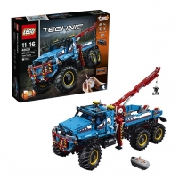 42070 LEGO® Technic Visureigis 6x6, 11-16m. NEW 2017! Lego bricks and other construction toys