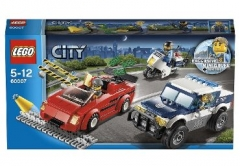 60007 LEGO CITY Criminal chase