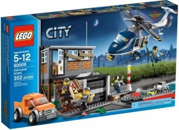 Konstruktorius 60009 LEGO CITY LEGO ir kiti konstruktoriai vaikams