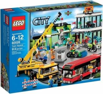 60026 Lego City Lego un citas konstruktors