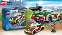 Konstruktorius 60053 LEGO City Great Vehicles Race Car