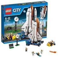 Konstruktorius 60080 LEGO City Kosmodromas, 6-12 metų NEW 2015! LEGO ir kiti konstruktoriai vaikams