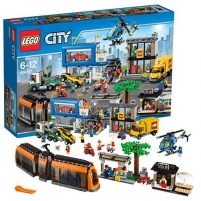 Konstruktorius 60097 LEGO City City Square NEW 2015!