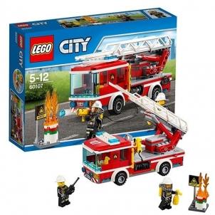 Konstruktorius 60107 Lego City Пожарный автомобиль с лестницей Lego bricks and other construction toys