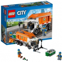 Konstruktorius 60118 Lego City Мусоровоз Lego bricks and other construction toys