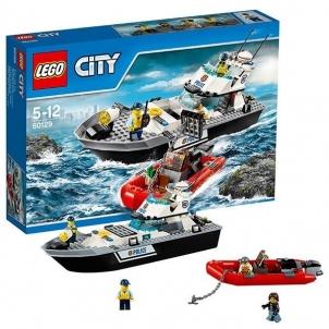 Konstruktorius 60129 Lego City Police Patrol Boat