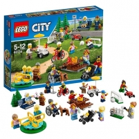 60134 LEGO City parkas, 5-12 m. Lego bricks and other construction toys