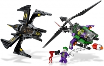 Konstruktorius 6863 LEGO Super Heroes Batwing Battle Over Gotham City