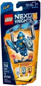 Konstruktorius 70330 Lego Nexo Knights Molis - Absoliutus Stiprumas