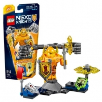 70336 LEGO Nexo Knights Ultimate Axl, 8-14m. Lego bricks and other construction toys