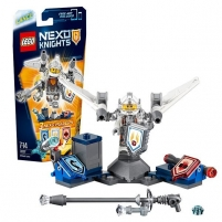 70337 LEGO Nexo Knights Ultimate Lance, 7-14 m. Lego bricks and other construction toys