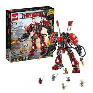 Konstruktorius 70615 LEGO® Ninjago Ugninis robotas, 9-14 m. NEW 2017! LEGO ir kiti konstruktoriai vaikams
