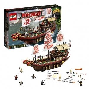 70618 LEGO® Ninjago Skraidantis laivas, 9-14m. NEW 2017! Lego bricks and other construction toys