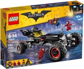 Konstruktorius 70905 Lego BATMAN Movie The Batmobile , 2017