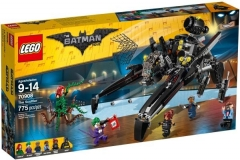 Konstruktorius 70908 Lego BATMAN Movie The Scuttler , 2017 LEGO и другие конструкторы