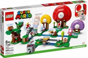 Konstruktorius 71368 LEGO® Super Mario 8+ NEW 2020! LEGO ir kiti konstruktoriai vaikams