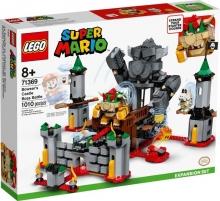 Konstruktorius 71369 LEGO® Super Mario Bowser 8+ NEW 2020! LEGO ir kiti konstruktoriai vaikams