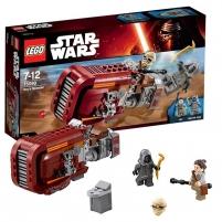 Konstruktorius 75099 LEGO Star Wars Reys Speeder NEW 2016!