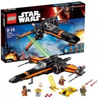Konstruktorius 75102 LEGO Star Wars Poes X-Wing Fighter NEW 2016!