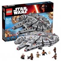 Konstruktorius 75105 LEGO Star Wars Millennium Falcon, c 9 до 14 лет NEW 2016! Lego bricks and other construction toys
