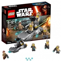 Konstruktorius 75131 Lego Star Wars Resistance Trooper Battle Pack