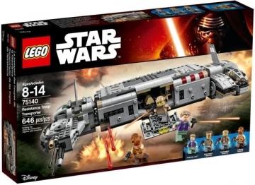 Konstruktorius 75140 Lego Star Wars Resistance Troop Transporter LEGO ir kiti konstruktoriai vaikams