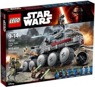 Konstruktorius 75151 LEGO Star Wars ,9-14 m. LEGO ir kiti konstruktoriai vaikams