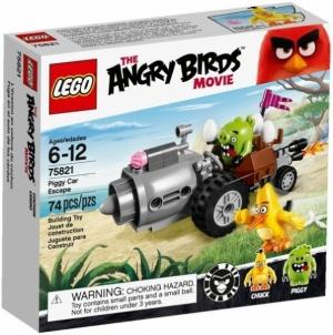 Konstruktorius 75821 LEGO Angry Birds mašina, 6-12 m. NEW 2016!