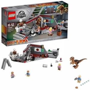 Konstruktorius 75932 LEGO® Jurassic World Jurassic Park Velociraptor Chase, NEW 2018!