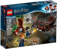 Konstruktorius 75950 LEGO® Harry Potter Aragogs Lair, c 7 до 14 лет NEW 2018! Lego un citas konstruktors
