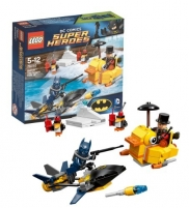 Konstruktorius 76010LEGO Super Heroes Batman The Penguin Face off