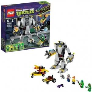 Konstruktorius 79105 Lego Ninja Turtles Baxter Robot Rampage