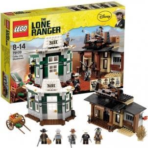 Konstruktorius 79109 LEGO The Lone Ranger Colby City Showdown LEGO ir kiti konstruktoriai vaikams