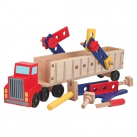 Konstruktorius Big Truck Building Set