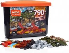 Konstruktorius GJD26 Mega Construx Probuilder 790-pcS Building Tub,