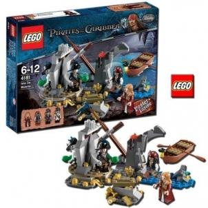 Konstruktorius Lego 4181 Pirates of the Caribbean Isla De Muerta LEGO ir kiti konstruktoriai vaikams