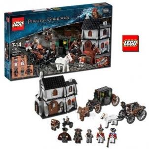 Konstruktorius Lego 4193 Pirates of the Caribbean The London Escape LEGO ir kiti konstruktoriai vaikams